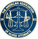 logo of The American Association of Nurse Attorneys